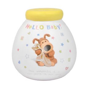 Boofle Baby Pot of Dreams